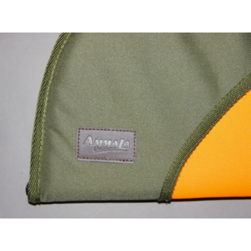Ammala Outdoors Gewehrfutteral in Signalorange