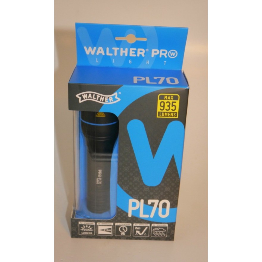Walther Pro PL 70