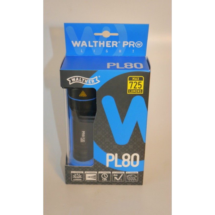 Walther Pro PL 80