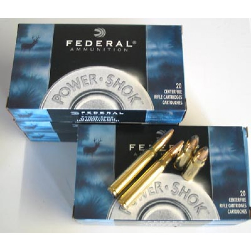 Federal Power Shok .308 Win - Sonderposten