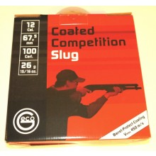Geco Coated Competition Slug / Flintenlaufgeschoss 12/67,5