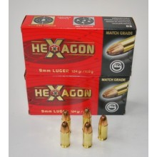 9mm Luger Geco Hexagon