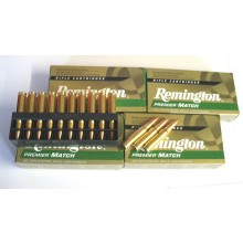 .308 Win Remington 168 grs Sierra Matchking BTHP