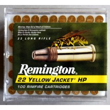 Remington Yellow Jacket .22 lr