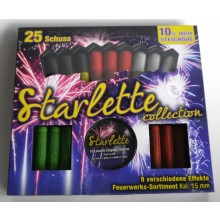 Feuerwerksortiment Starlette Collection