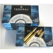 Federal .30-06 Springfield Power Shok 9,7 Gramm