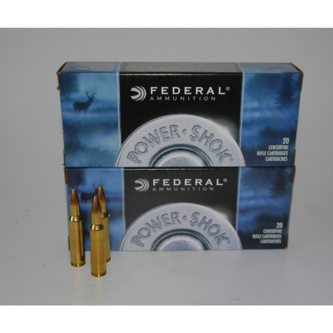 Federal Power Shok .223 Rem