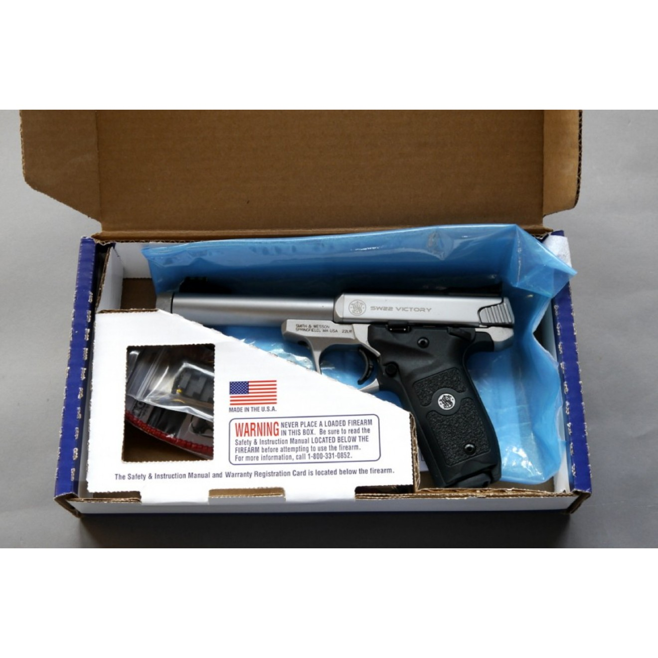 Smith & Wesson SW22 VICTORY SD
