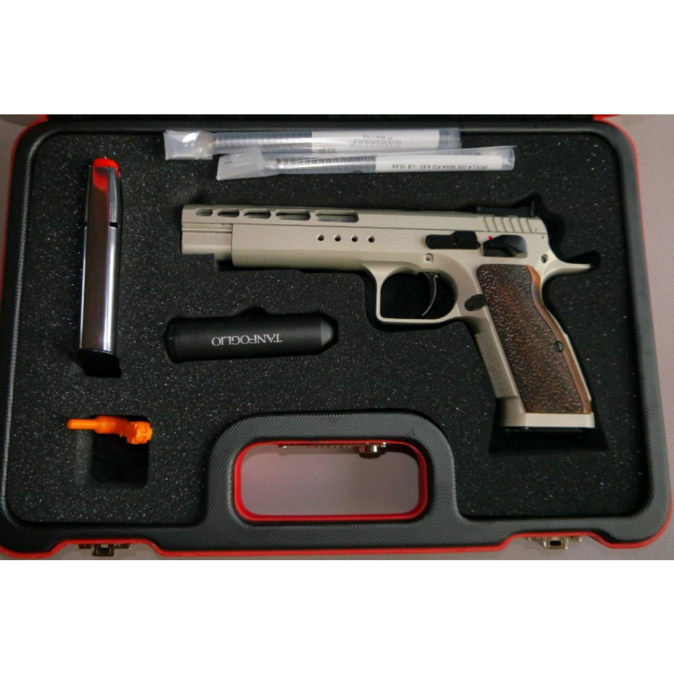 Tanfoglio P 19 Gold Match 9mm Luger